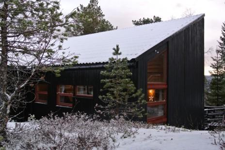 TKS-stua på Vassfjellkapellet